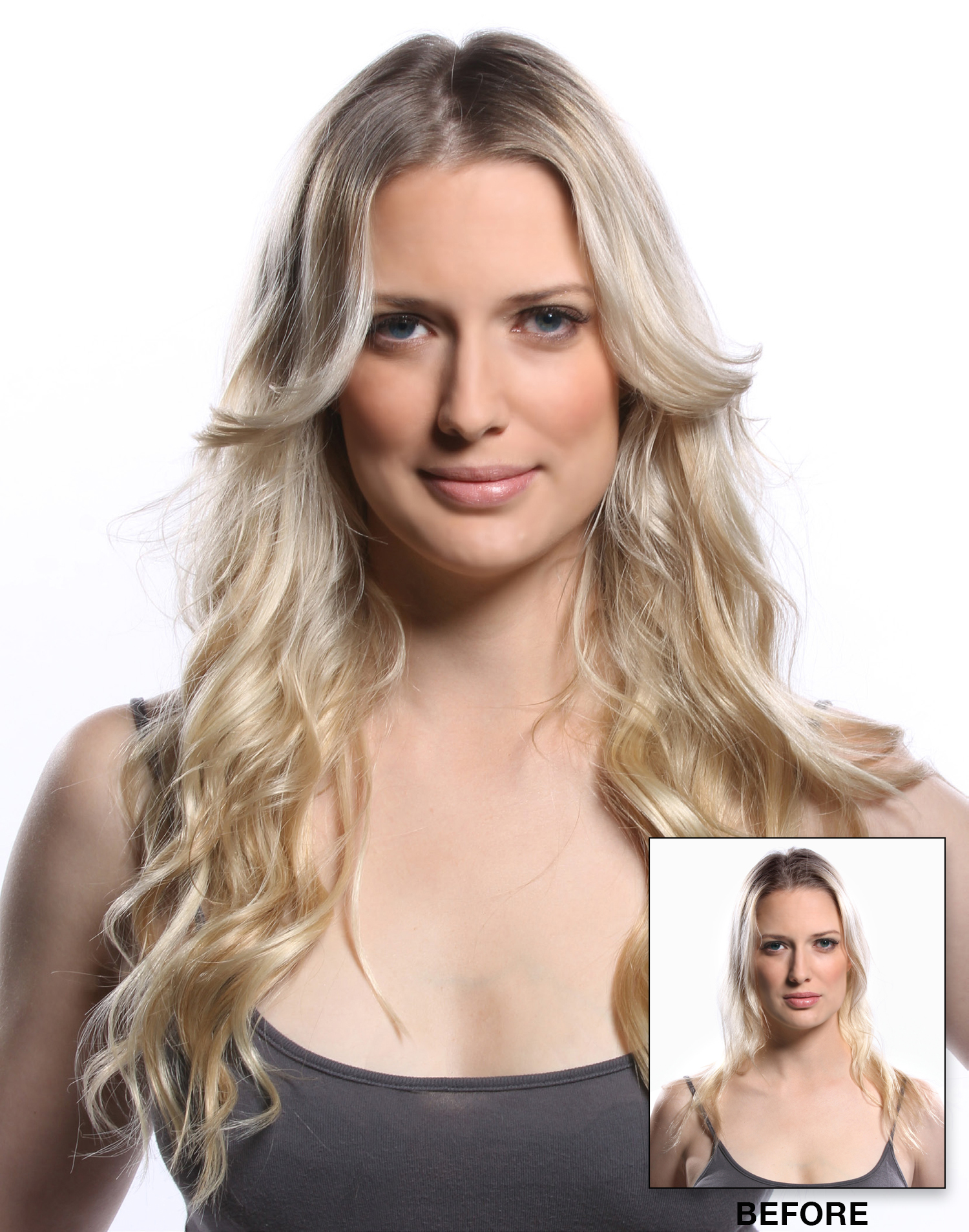 Invisi-tab Human Hair Extensions